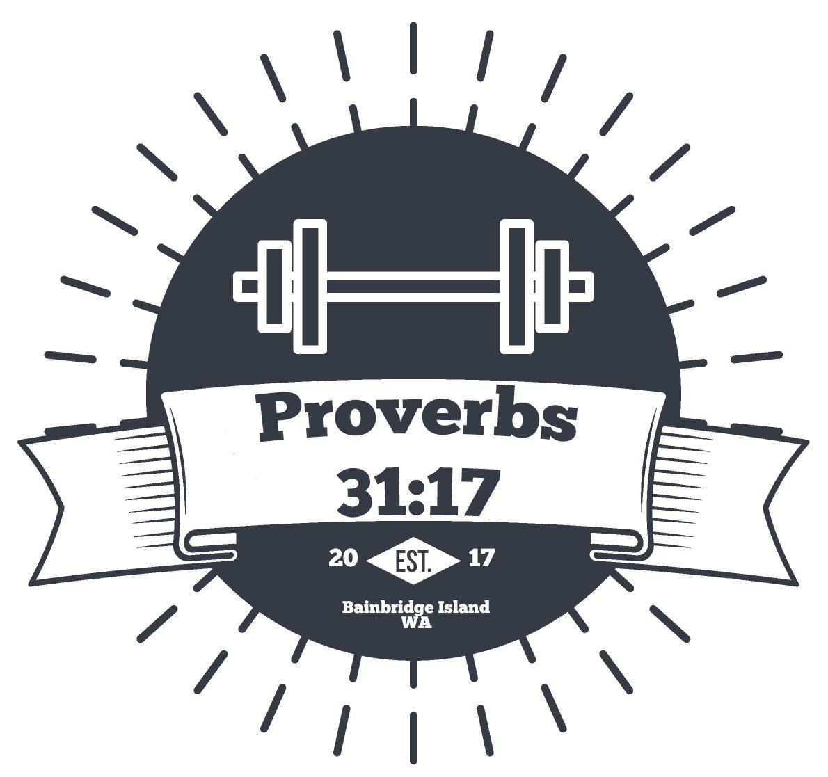 Proverbs 31:17